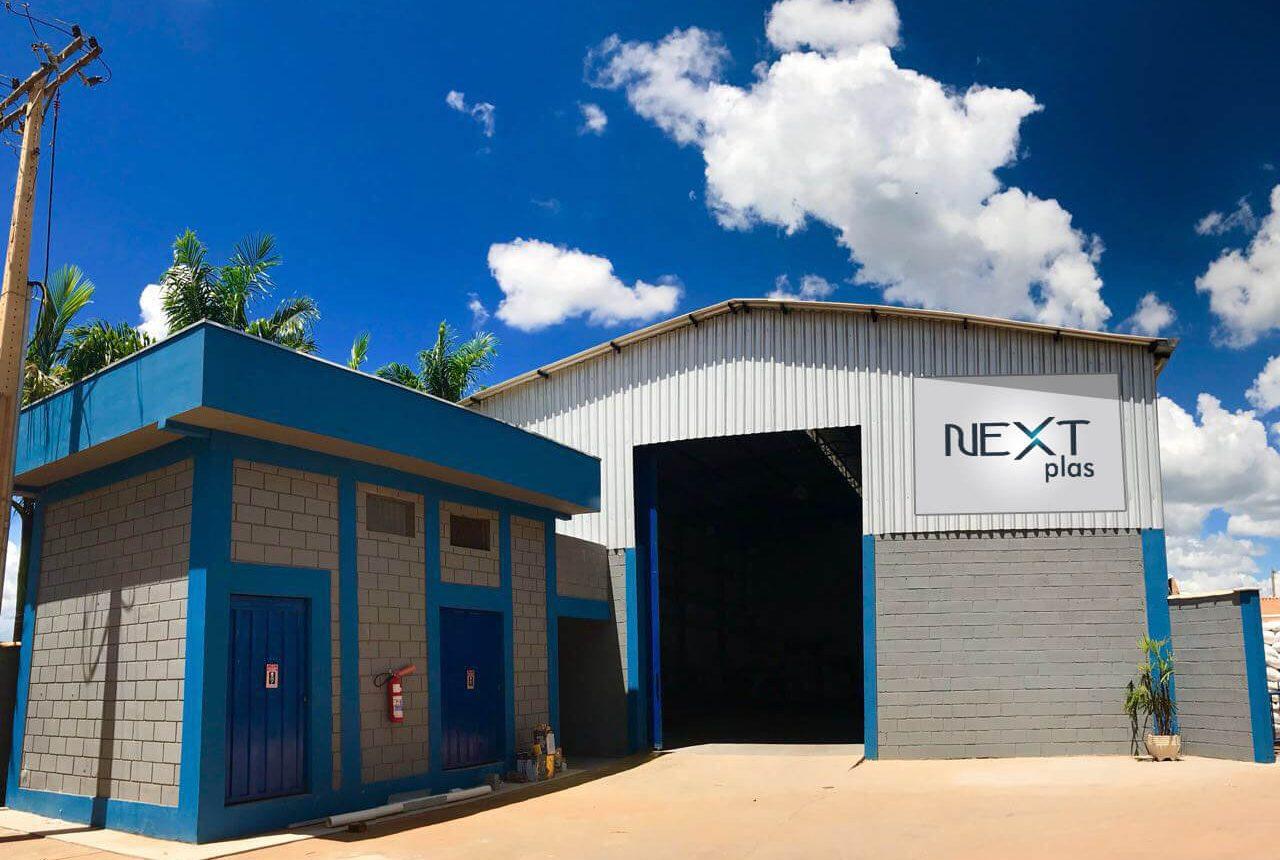 Next Plas Sul de Minas Machado Tecnologia em Embalagens Plásticas